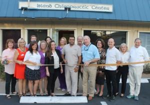 Island-Chiropractic-Center-Ribbon-Cutting-Jan-2015