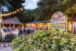 Sanibel Island Captiva Dining KeyLime Bistro