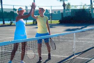 Sanibel Island Captiva Dunes Tennis Lessons