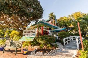 Sanibel Island Captiva Island Visitor Center Exterior